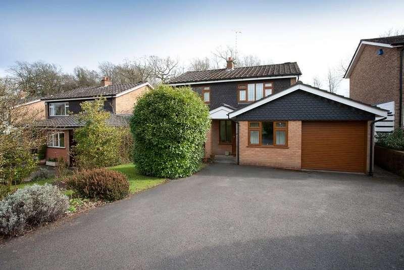 4 Bedrooms Detached House for sale in Walcot Green, Dorridge