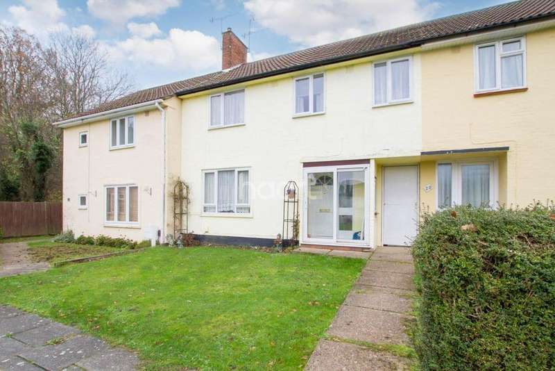 4 Bedrooms Terraced House for sale in Three Corners, Hemel Hempstead, HP3