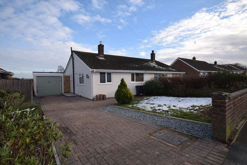 2 Bedrooms Bungalow for sale in Mayfield Road, Whitfield, Kent, CT16