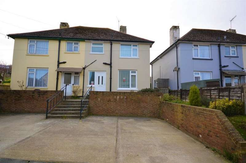 3 Bedrooms Semi Detached House for sale in West Street, Brading