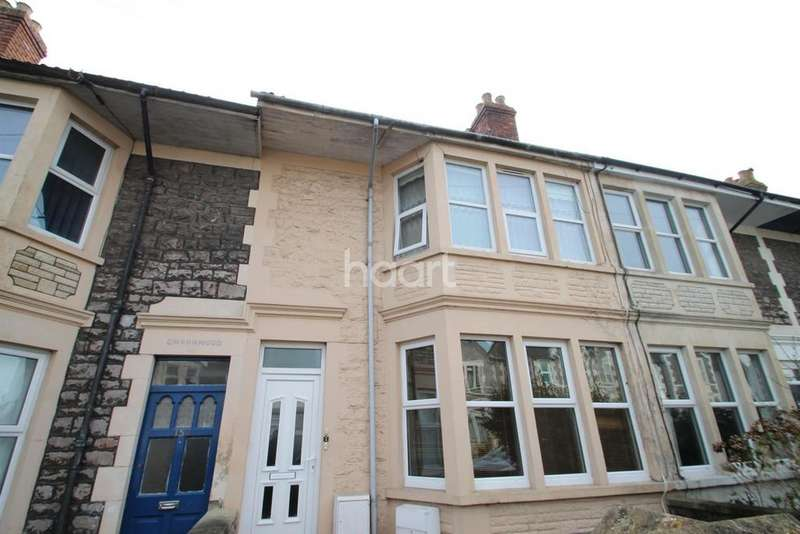 2 Bedrooms Flat for sale in Moorland Road, Weston-super-Mare