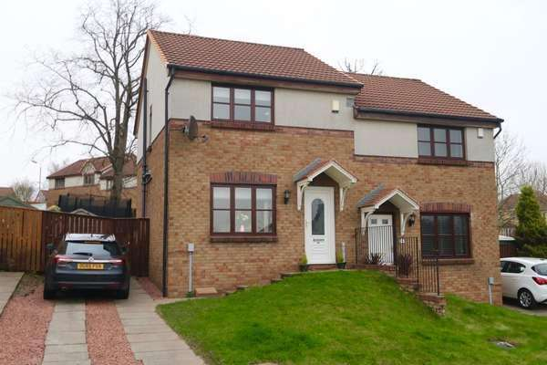 3 Bedrooms Semi-detached Villa House for sale in 46 McLaren Crescent, Maryhill, Glasgow, G20 0LD