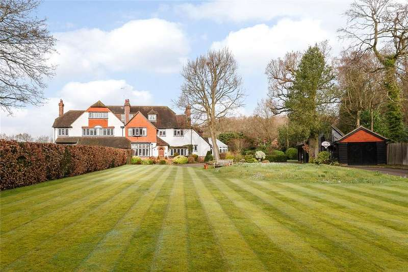 5 Bedrooms Unique Property for sale in Upper Bolney Road, Harpsden, Henley-on-Thames, Oxfordshire, RG9