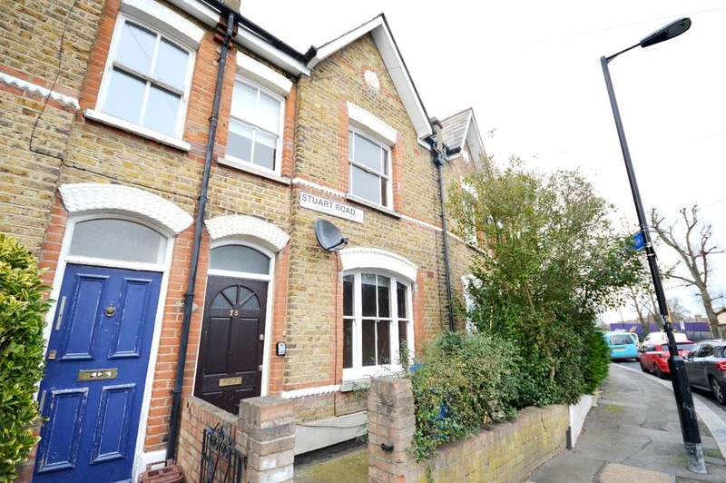 2 Bedrooms Terraced House for sale in Stuart Road London SE15