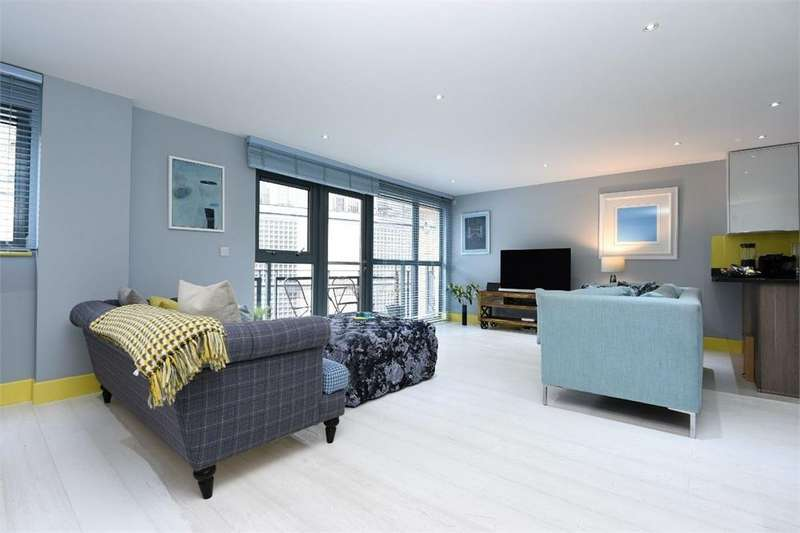2 Bedrooms Flat for sale in Colour House, Bell Yard Mews, London Bridge, SE1