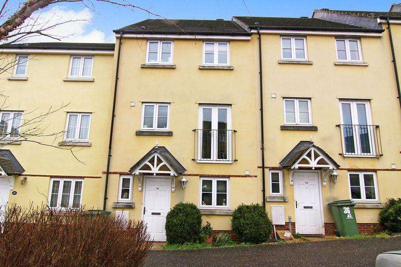 5 Bedrooms Terraced House for sale in Hopton Place, TORRINGTON