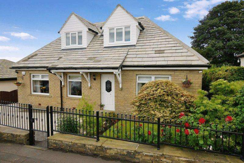 6 Bedrooms Detached House for sale in The Crescent, Southowram, HX3 9NX