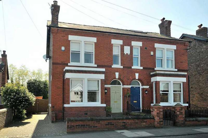 3 Bedrooms Property for sale in Whitefield Road,, STOCKTON HEATH, Warrington, WA4
