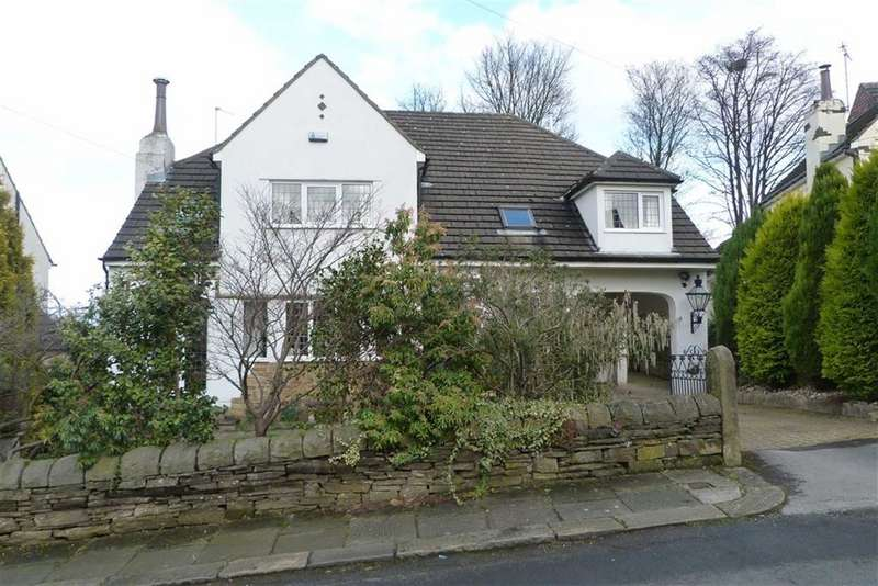 4 Bedrooms Property for sale in Rose Mount, Birkby, Huddersfield