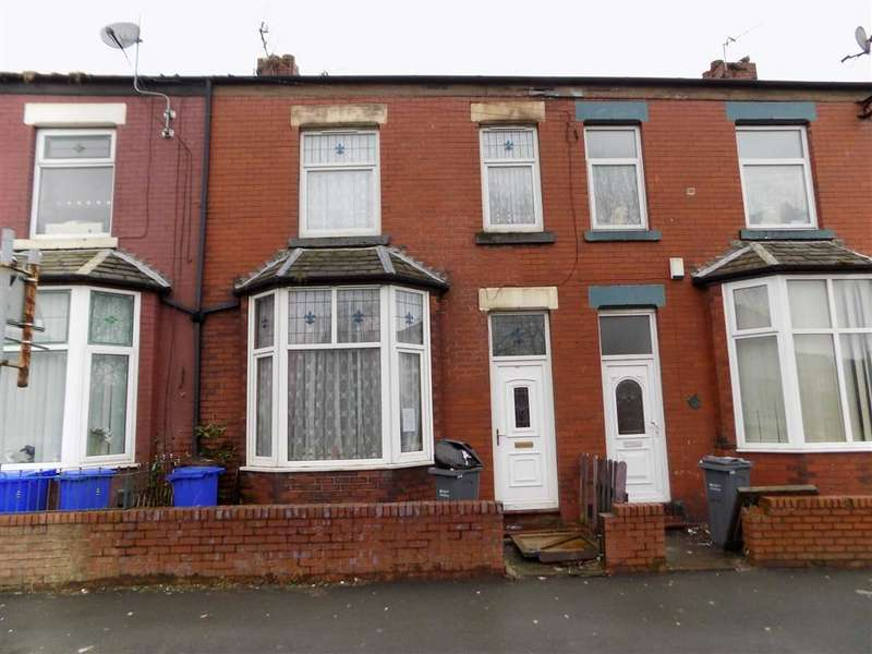 2 Bedrooms Terraced House for sale in Abbey Hey Lane, Abbey Hey, Manchester