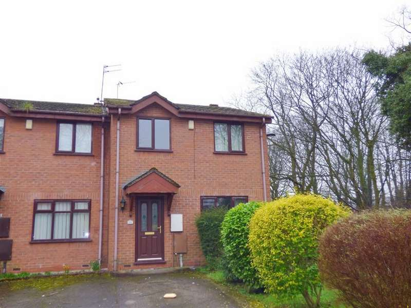 3 Bedrooms Property for sale in Holly Oak Gardens, HEYWOOD, Lancashire, OL10