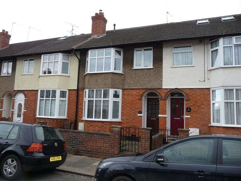 3 Bedrooms Terraced House for sale in Abington, Northampton