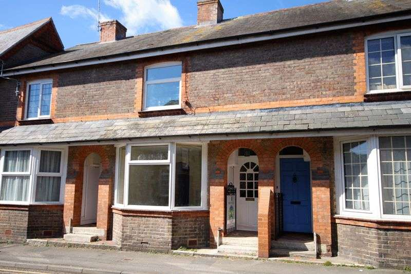 2 Bedrooms Terraced House for sale in Icen Way, Dorchester, DT1