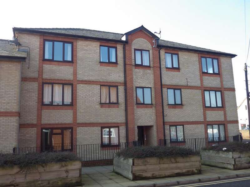 2 Bedrooms Ground Flat for sale in Sheringham Court, Stowmarket IP14