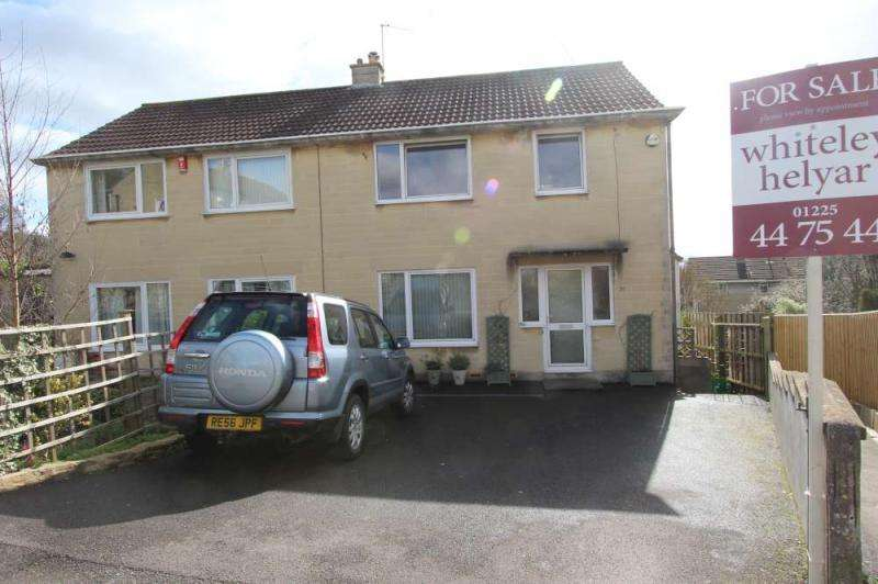 3 Bedrooms Semi Detached House for sale in Weston