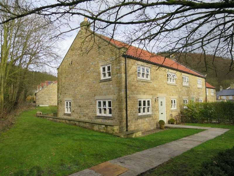 3 Bedrooms Cottage House for sale in Hambleton Lane, Wass YO61