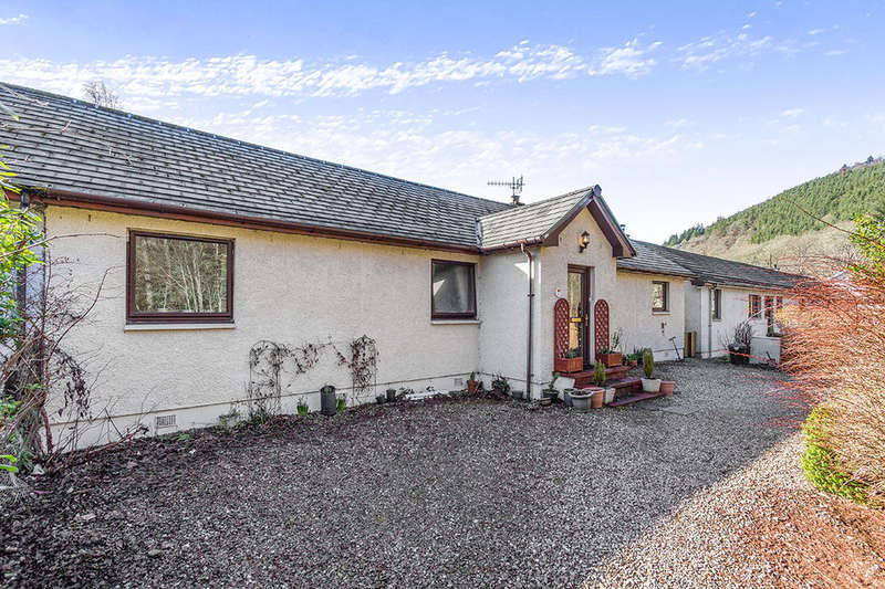 3 Bedrooms Detached Bungalow for sale in Craigdarroch Drive, Contin, Strathpeffer, IV14