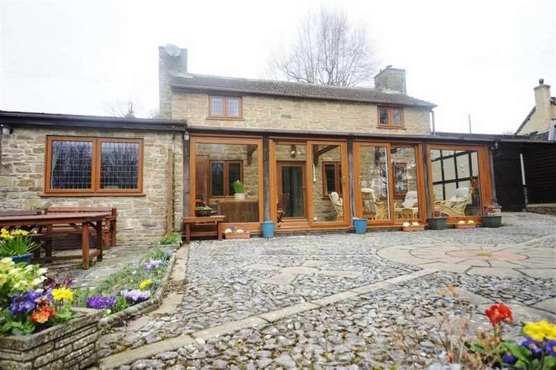 2 Bedrooms Cottage House for sale in Offas Rise, 3, Newton Lane, Floodgates, Kington, HR5
