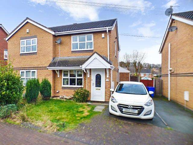 2 Bedrooms House for sale in Tetchill Close, Norton, Runcorn