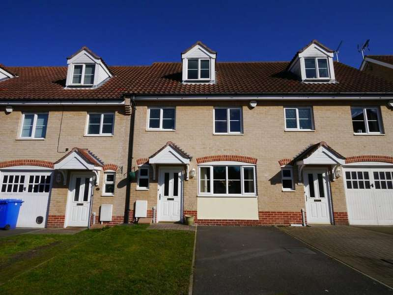 4 Bedrooms Town House for sale in Field Grange, Parkwood, Lowestoft