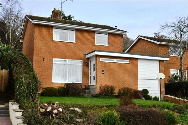 3 Bedrooms Detached House for sale in Venator Place, Wimborne, Dorset