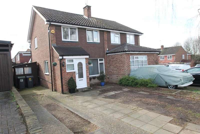 3 Bedrooms Semi Detached House for sale in Primrose Drive, Ditton, Aylesford