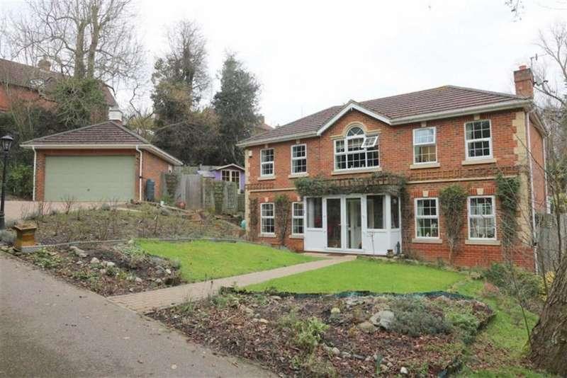 4 Bedrooms Detached House for sale in Off Battle Road, St Leonards On Sea