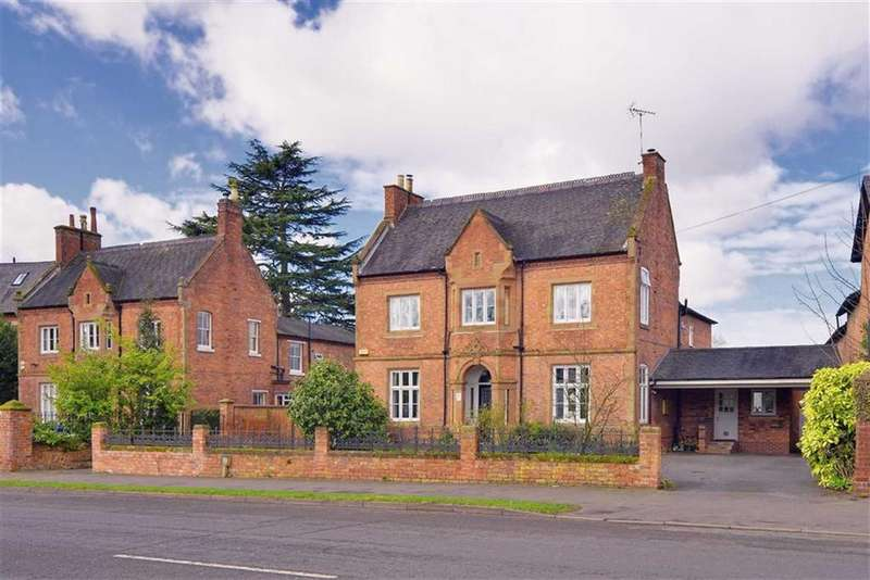 5 Bedrooms Detached House for sale in Lillington Road, Leamington Spa