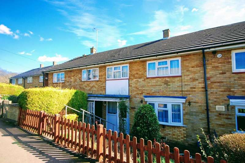 3 Bedrooms Terraced House for sale in Burwell Road, Stevenage