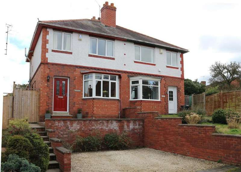 3 Bedrooms Semi Detached House for sale in Swan Street, Stourbridge