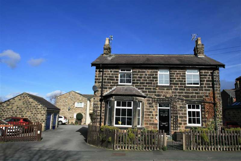 2 Bedrooms Apartment Flat for sale in 1, Coppice Farm, Harrogate HG1 2AS