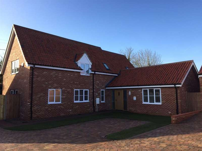 4 Bedrooms Detached House for sale in Plot 2 Amberley Close, Dunwich Road, Blythburgh, Halesworth, IP19