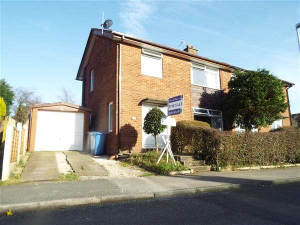 3 Bedrooms Semi Detached House for sale in Highfield Road North, Adlington, Adlington