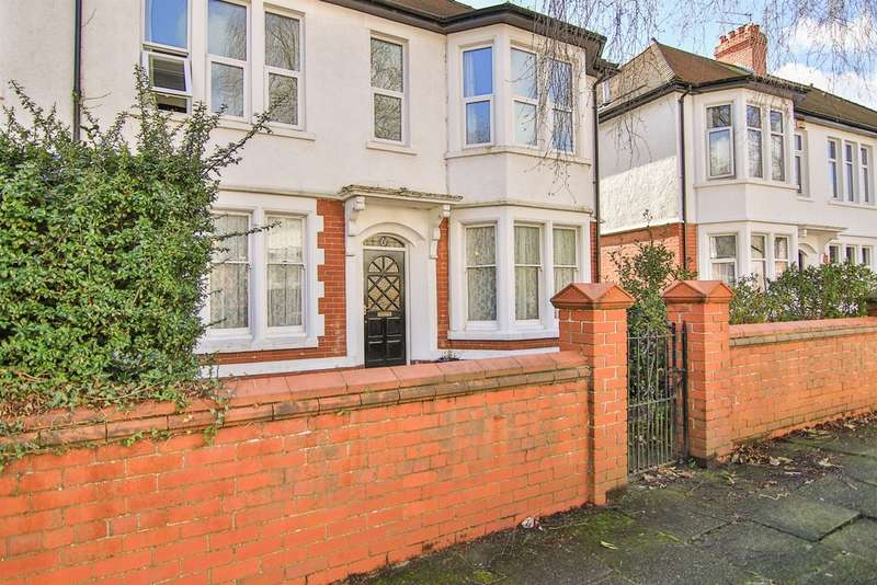 2 Bedrooms Unique Property for sale in Winchester Avenue, Penylan, Cardiff