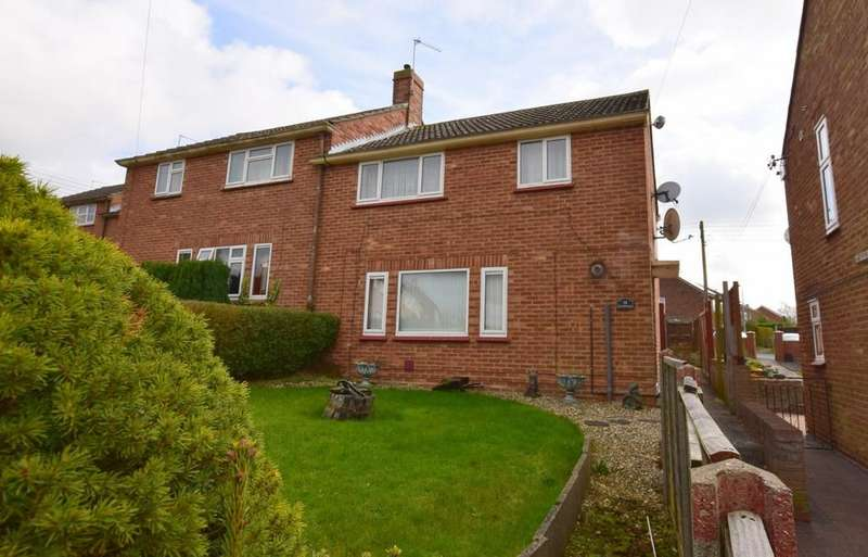 3 Bedrooms Semi Detached House for sale in Uplands Road, Sudbury