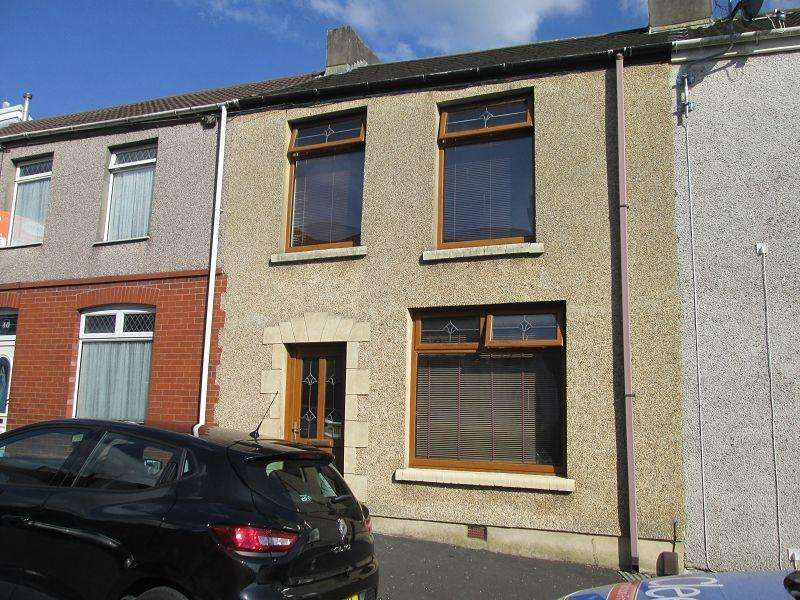 2 Bedrooms Terraced House for sale in Verig Street, Manselton, Swansea, City County of Swansea.