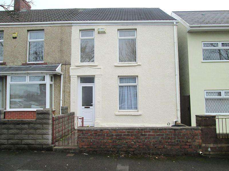 3 Bedrooms Terraced House for sale in Station Road, Fforestfach, Swansea, City County of Swansea.