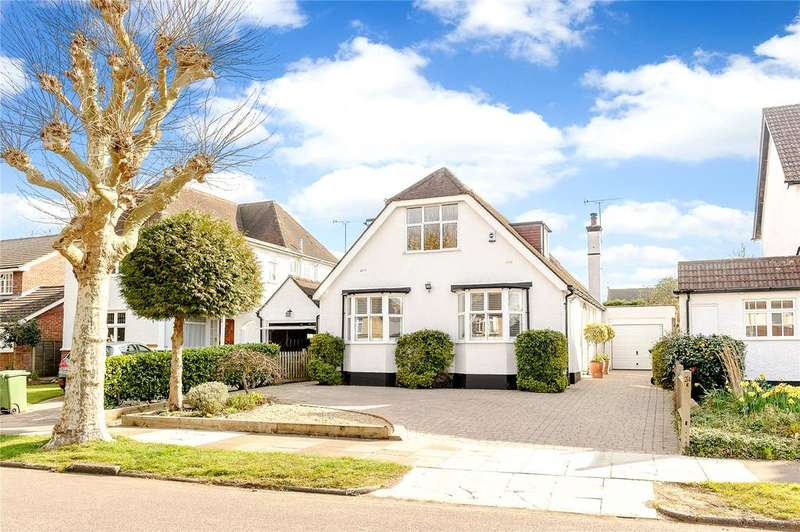 5 Bedrooms Detached House for sale in Salisbury Avenue, St. Albans, Hertfordshire
