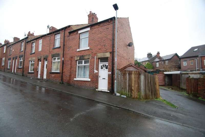 2 Bedrooms End Of Terrace House for sale in Dearne Street, Darton S75
