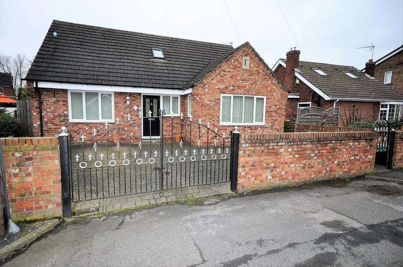 4 Bedrooms Detached Bungalow for sale in Ashburnham Road, Thorne, Doncaster