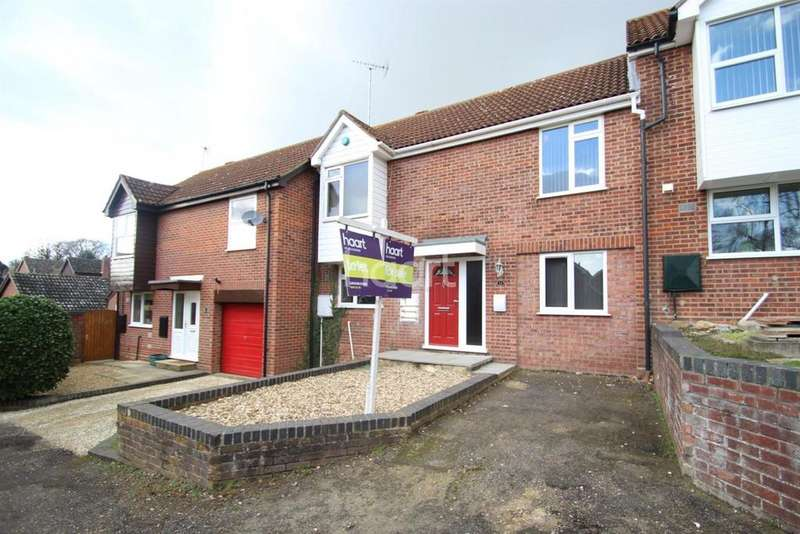 4 Bedrooms Terraced House for sale in Fernlea, Braiswick, Colchester, CO4