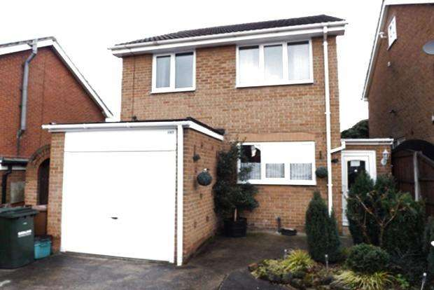 3 Bedrooms Detached House for sale in Worrall Avenue, Arnold, Nottingham, NG5