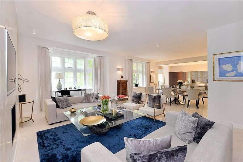 4 Bedrooms Flat for sale in Parkside, Knightsbridge, London, SW1X