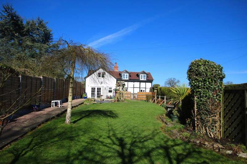 3 Bedrooms Detached House for sale in Ashperton, Ledbury, HR8