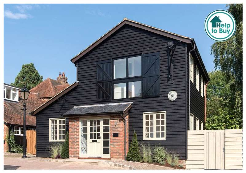 2 Bedrooms Detached House for sale in The Hayloft, Church Road, Penn, Buckinghamshire, HP10