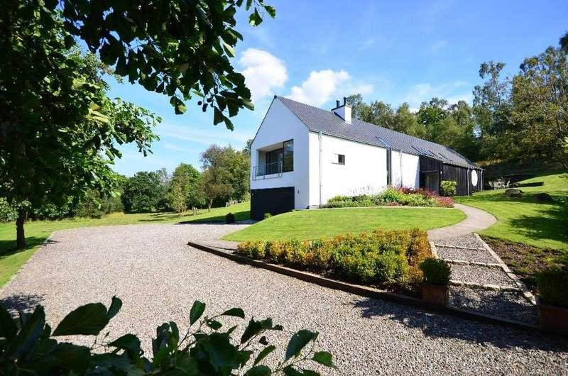 4 Bedrooms Detached House for sale in Redgate Hill, Kippen, Stirling, FK8 3HS