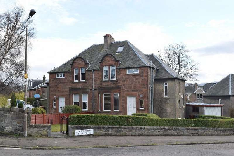 3 Bedrooms Semi Detached House for sale in 52 Corstorphine Bank Drive, Corstorphine, Edinburgh, EH12 8RN