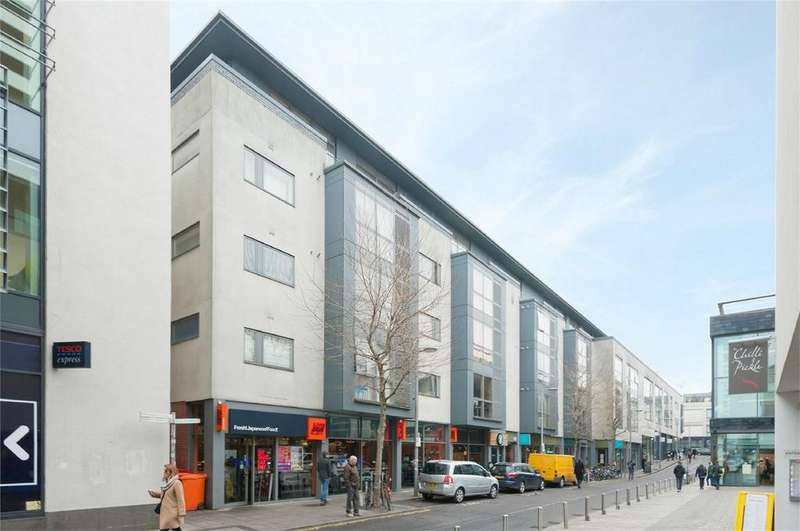 2 Bedrooms Flat for sale in Boulevard House, Regent Street, East Sussex, Central Brighton