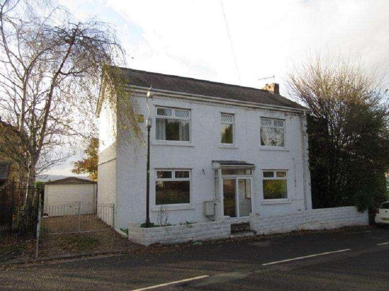 3 Bedrooms Detached House for sale in Birchgrove Road, Birchgrove, Swansea.