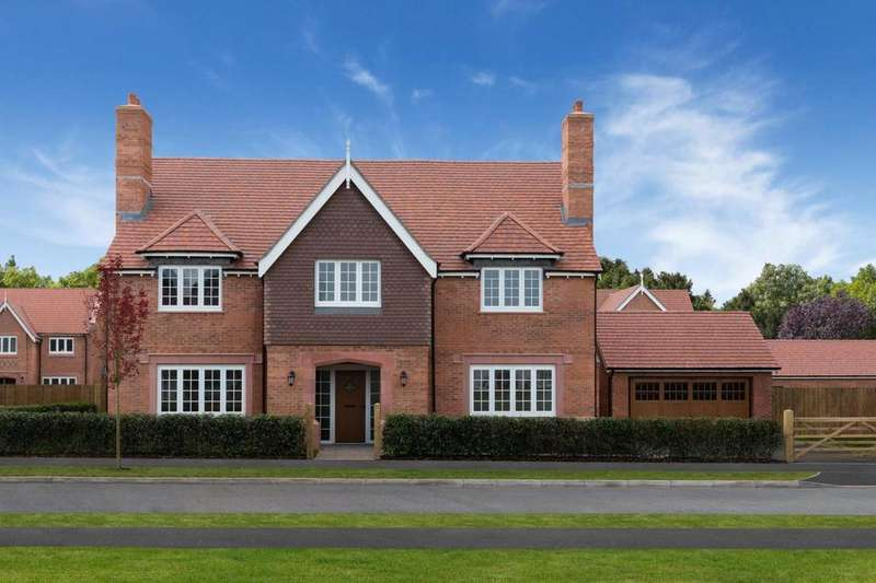 5 Bedrooms Detached House for sale in Hartford Grange, Walnut Lane, Hartford, Cheshire, CW8